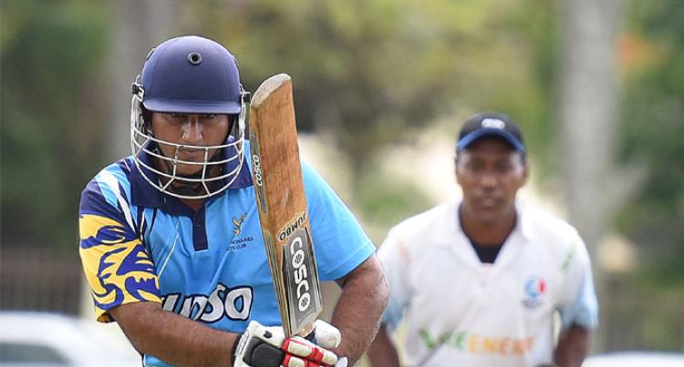 Rain Delays Suva Games