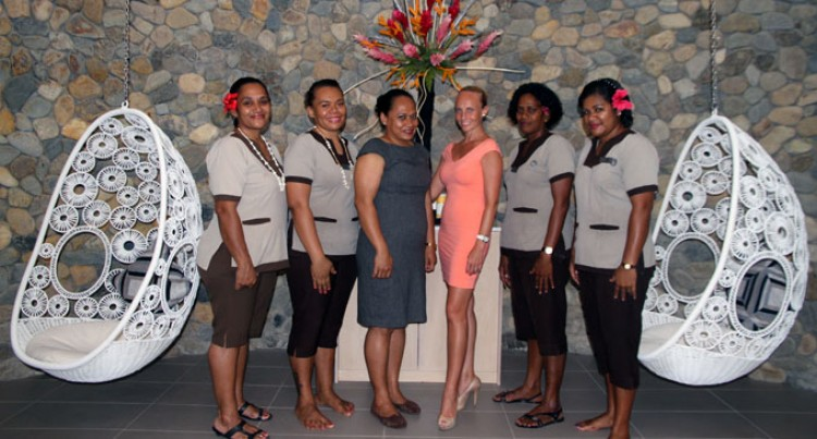 The Pearl Resort Opens Flash Spa