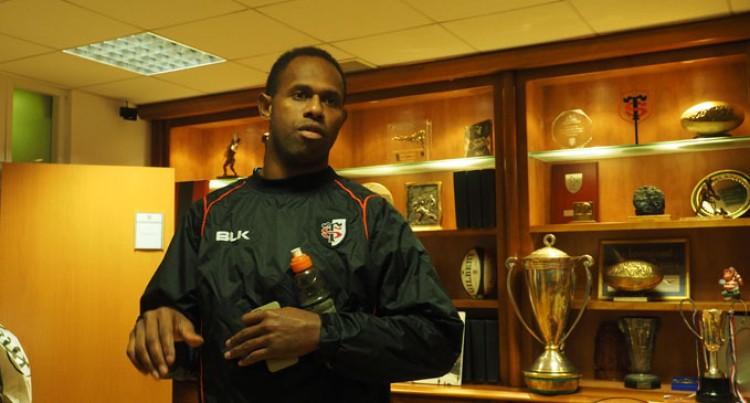 Matanavou Keen To Play For Fiji