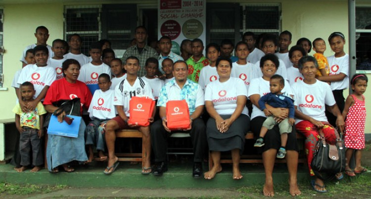Juvenile Centre Boys Get Help  From Vodafone With Connections