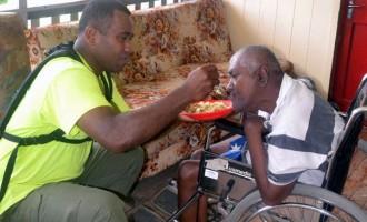 Wardens Take Pride In Fijian Citizens