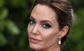 Angelina Jolie Calls Marriage To Brad Pitt 'Hard Work'