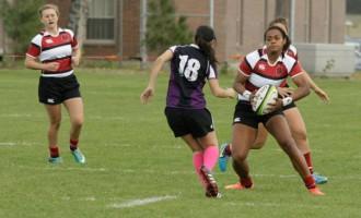 Asinate Serevi Named Top Female Athlete In Varsity