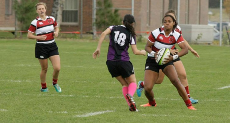 Asinate Serevi Named Top Female Athlete In Varsity