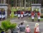 Nardia Awed By Parade