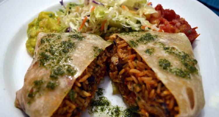 Burritos @ Mamacita
