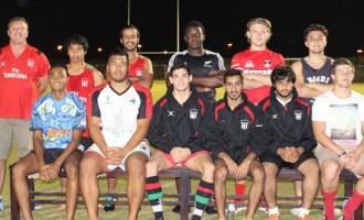 Fijian In UAE 7s Squad