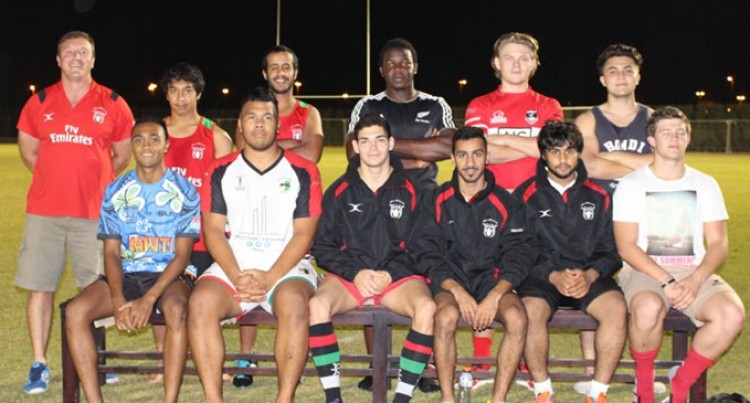 Fijian In UAE 7s Squad