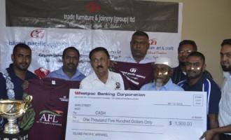 Top Clubs For Nadi Futsal Tourney