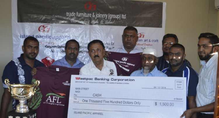 Top Clubs For Nadi Futsal Tourney
