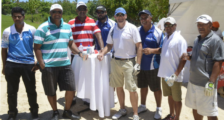 Team Outrigger Wins Title