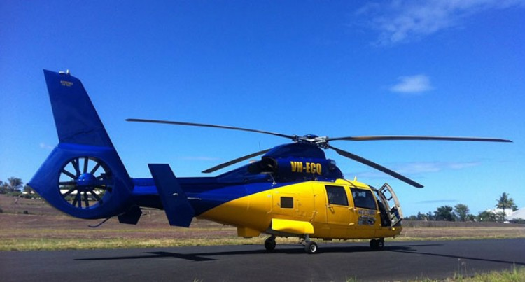 Heli-Tours Looks To Enhance Medevac Service