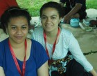 Tonga Sisters Relish Youth Camp