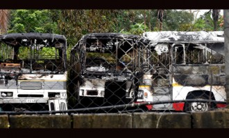 S.Nairs Buses Suffer Loses