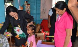 Child Helpline Plans Signed