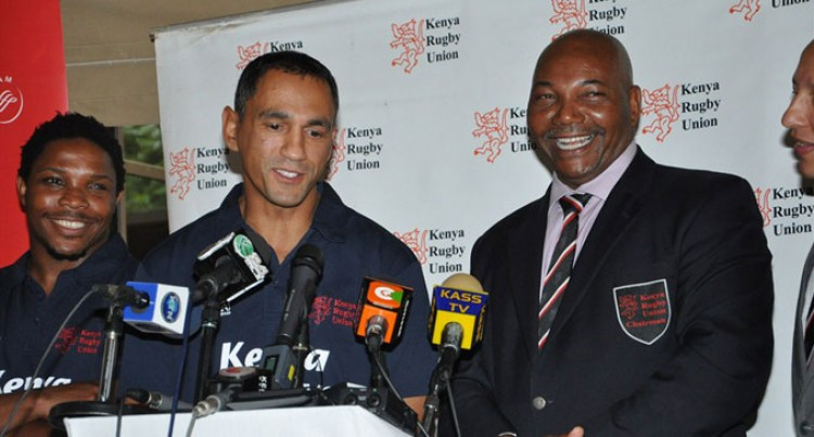 Treu To Step Down  As Kenya Coach