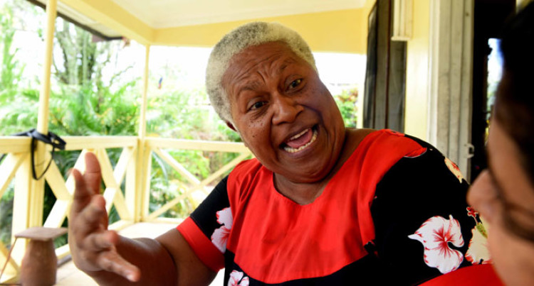 Widow Thanks Govt Help  In Police Cash Payout