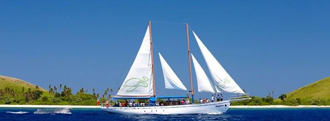 South Sea Cruises Sailing Ahead