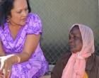 Minister Meets Suva Beggars