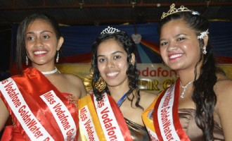 Nambiar Crowned Miss GoldnWater