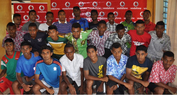 Fiji U17 Squad Named