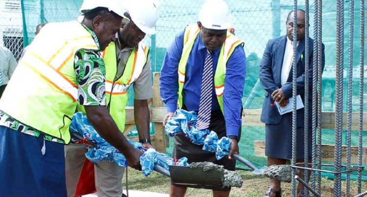 Works Start On Remand Centre In Lautoka