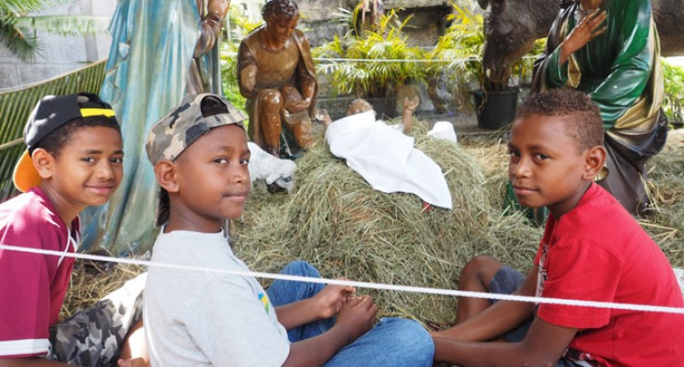 Fiji Link To Islanders' Christmas Visit