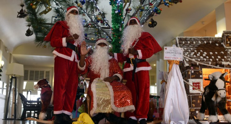 Spreading The Christmas Joy