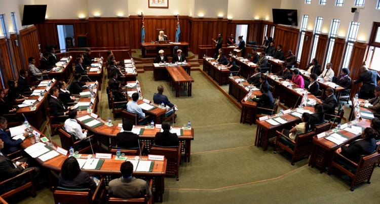 Aspiring Leaders In Parliament