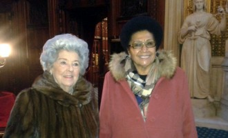 Luveni Meets First UK House Of Commons Woman Speaker