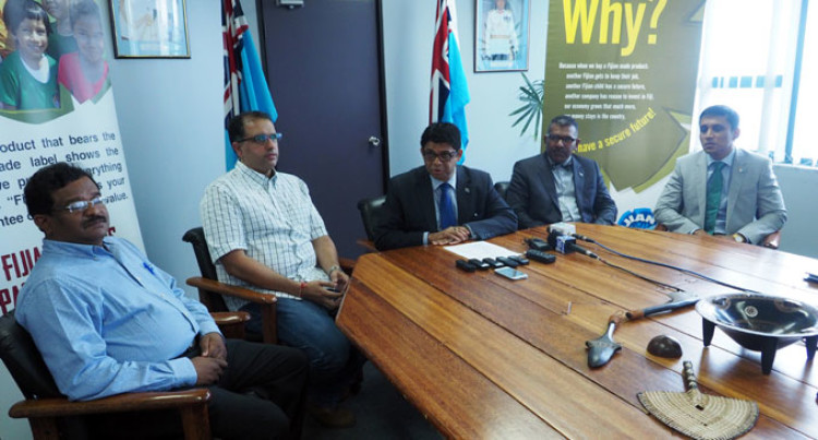 Government, Council Discuss Training In Garment Industry