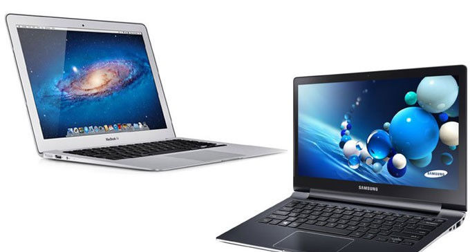 Samsung ATIV Book 9 Vs Apple MacBook Air: Which One Is better?