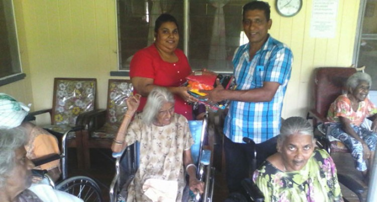 Titi Helps Labasa Elderly