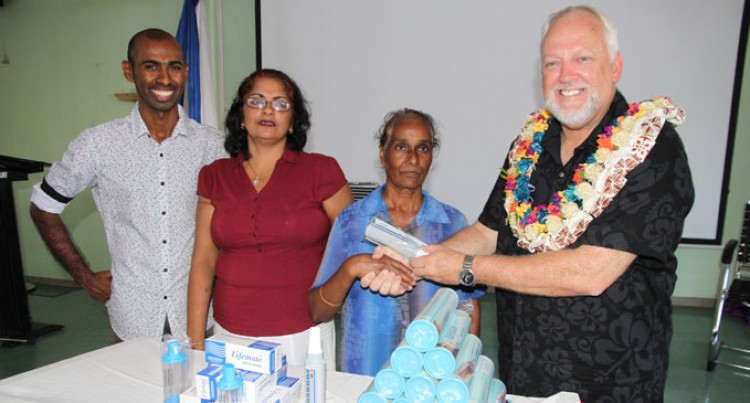 Asthma Patients Laud Donation