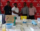 Foundation Gives $1.2m Medical Supplies