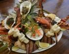Gold Seafood Platter @ Bonefish