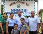 Solar Power For Namosi Police