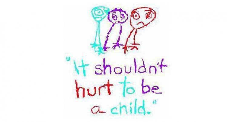 We Cannot Remain Silent And Allow Child Abuse To Flourish