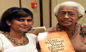 Elections Report Launched