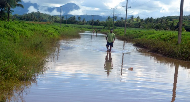 Heavy Rain Causes Flash Floods In Labasa