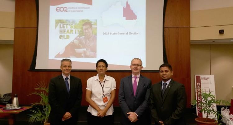 Fiji Observes Australian State Poll
