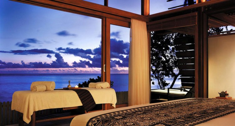 Shangri-La's Fijian  Resort Keeps  Sustainability At Heart