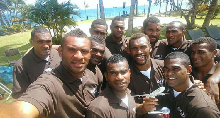 Vodafone Fiji 7s Team To Wellington And Las Vegas Tournament