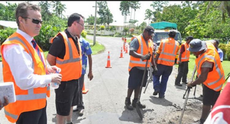 Single-Lane Road Opens, Says FRA
