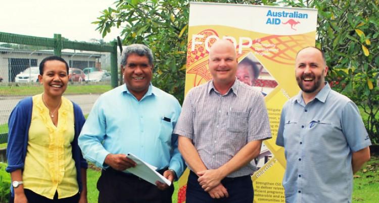 Australia Pledges $82K To Red Cross