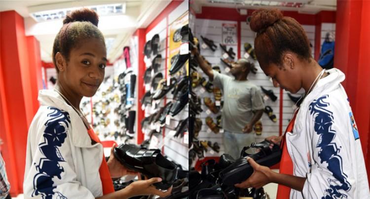 Tick For Fijian Made Sandals
