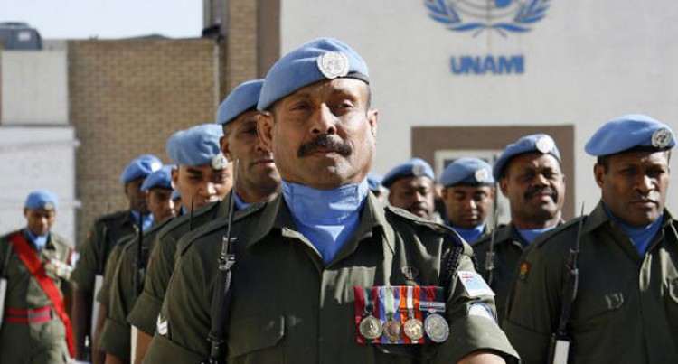 RFMF To Rotate Troops In Iraq