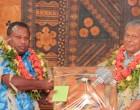 Ministry Farewells Former PS Alifereti