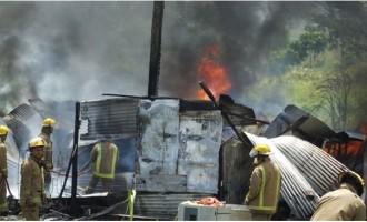 140 Fires In 2014: NFA
