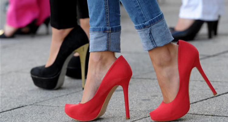 Love Your Heels? Wear Them Right!